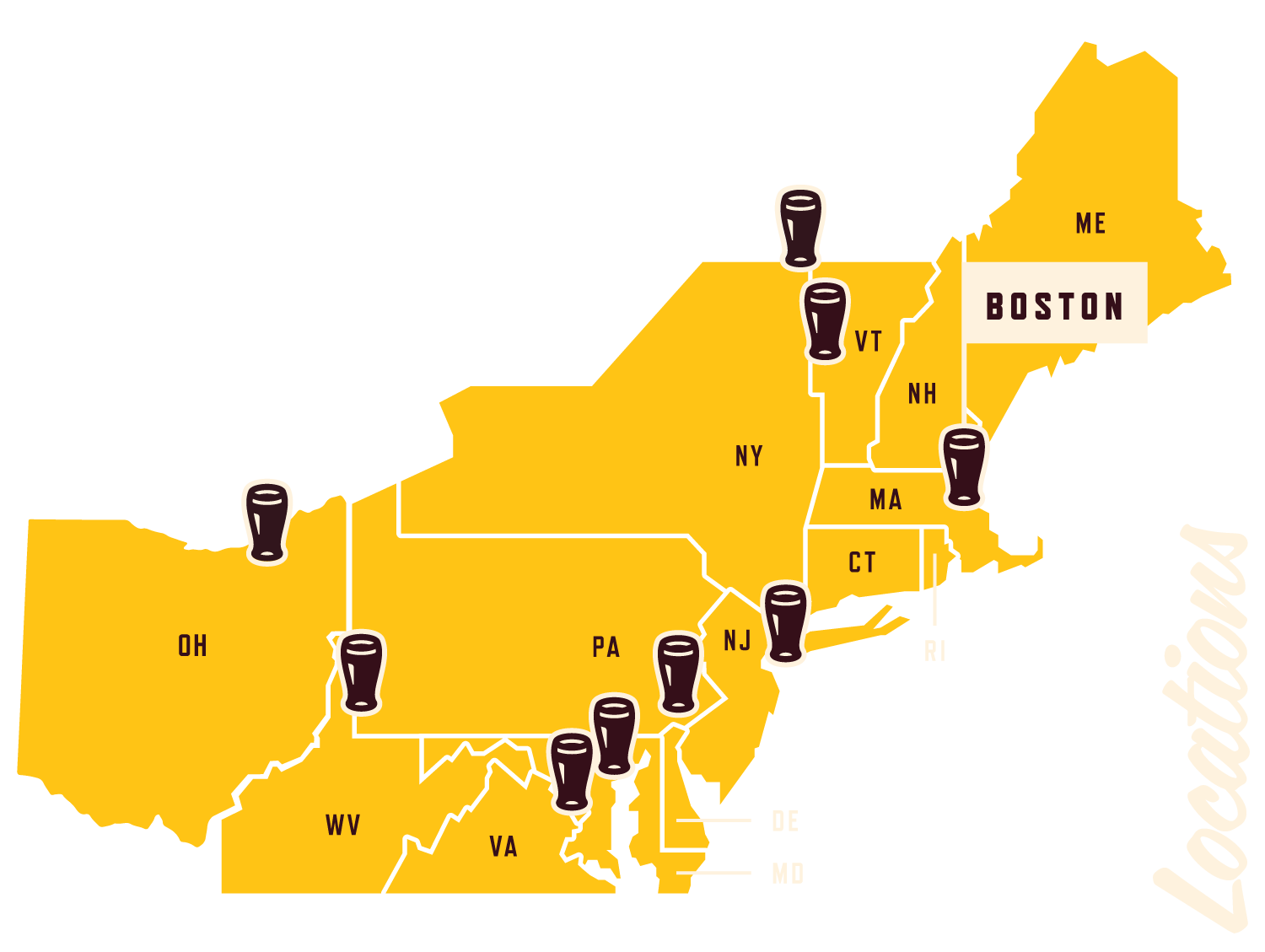 Boston Brew Tours All Inclusive Guided Brewery Tours Craft Beer